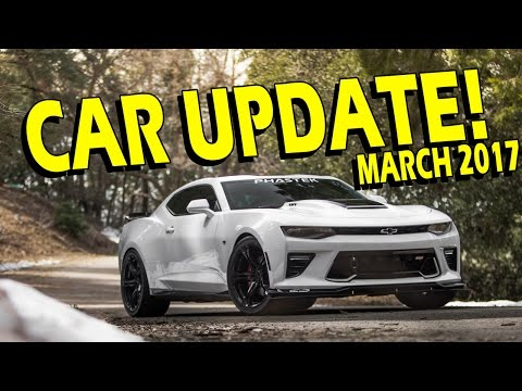 2016 Camaro SS Build Update (ProCharger, Gauges, Wide Band, Custom CMS Tune) - March 2017!