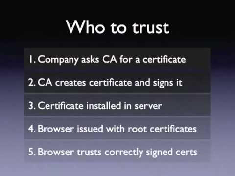 Hacking -- Is SSL really secure with Root CA