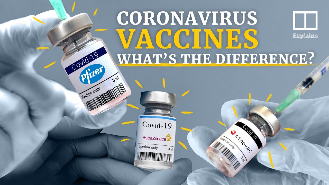 What's the difference between the major Covid-19 vaccines?