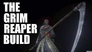 Dark Souls 3: Faith/Dex Build - Pontiff Knight Great Scythe