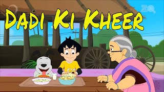 Chimpoo Simpoo - Episode 5 | Dadi Ki Kheer | Funny Hindi Cartoon Series