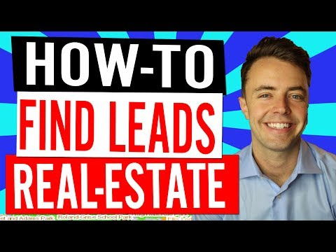 How-To Get Leads In Real-Estate 💡