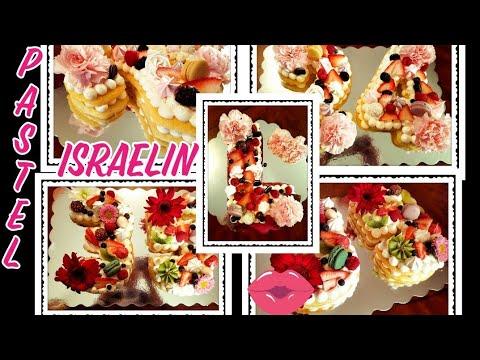 Pastel tendencia 2018 /Pastel Israelin,numbers cake