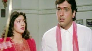 Govinda accused for robbing jewellery - Swarg, Emotional Scene 9/14
