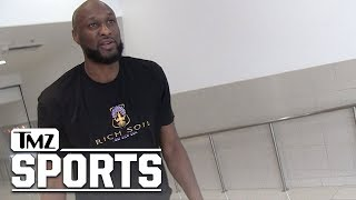 Lamar Odom Wants to Play Overseas, I