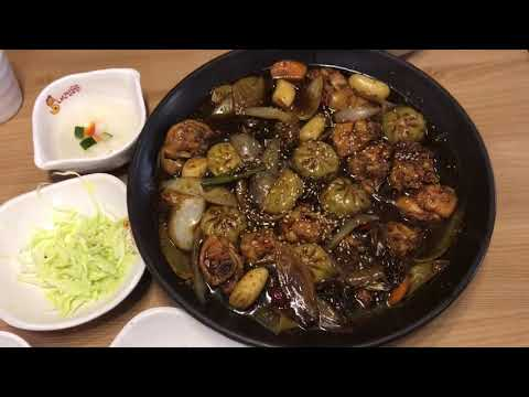 A Day in Myeongdong, South Korea - Korean FOOD & Lotte City Hotel