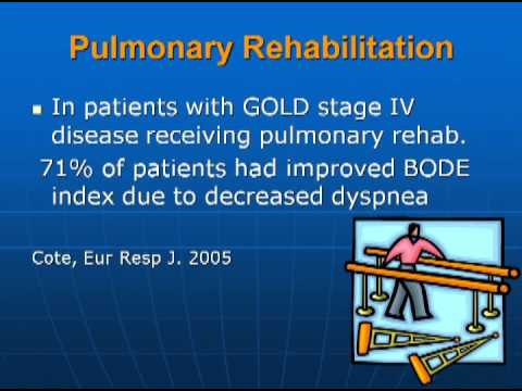 Management of End Stage COPD & Dyspnea - Dr. Serife Eti