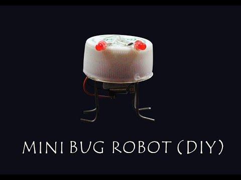 How to make Bug Robot (DIY)
