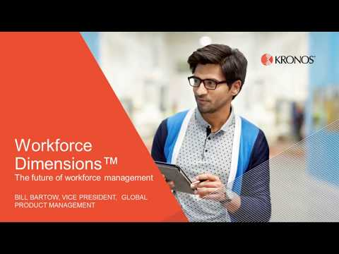Workforce Dimensions - The Future of Workforce Management