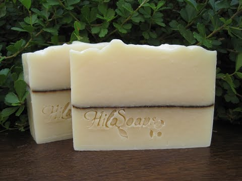 Organic Shea Butter and Coconut Milk Soap - Why Not Buying Goat Milk Soap