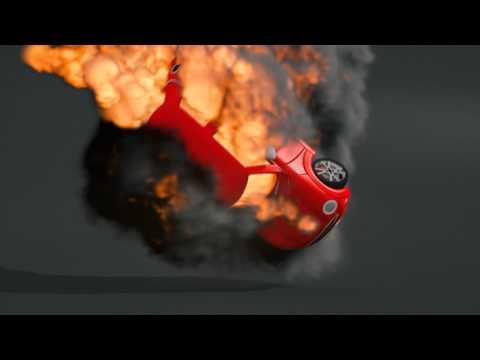 Blender Explosion Fluid Proof Of Concept