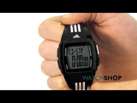 Adidas Performance Men's Duramo Alarm Chronograph Watch (ADP6093)