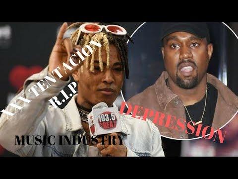 Xxx Mp4 Thoughts On XXX Tentacion Amp IG Live Music Industry Depression Kanye 3gp Sex