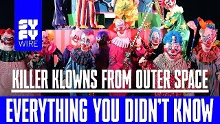 Killer Klowns From Outer Space: Everything You Didn't Know | SYFY WIRE