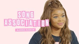 Ajiona Alexus Sings Beyoncé, Katy Perry, and Willow Smith in a Game of Song Association   ELLE