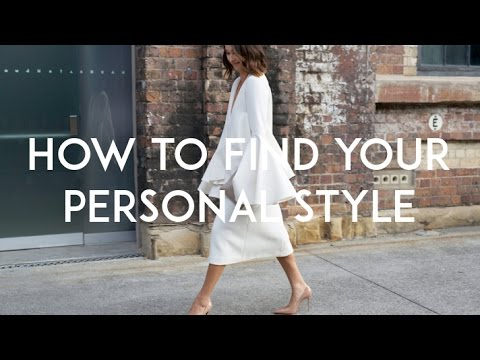 How to find your Personal Style | Mademoiselle