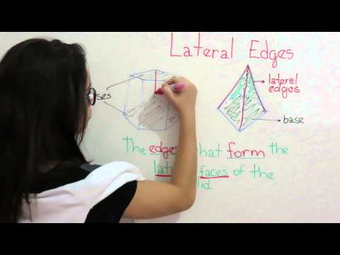 Shapes in Space | Lateral Edge