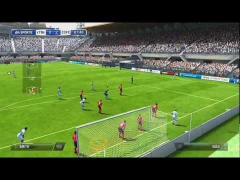Fifa 13 Corner Glitch on Pro Clubs