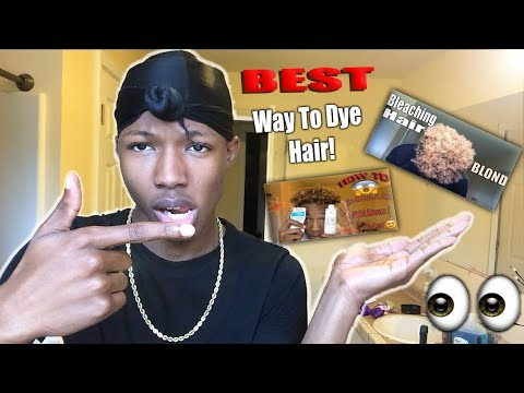 How To Dye Your Hair! | The BEST Products To Use! (Quick & Easy!)