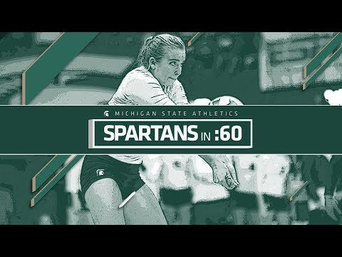 Spartans in :60 - Samantha Mclean