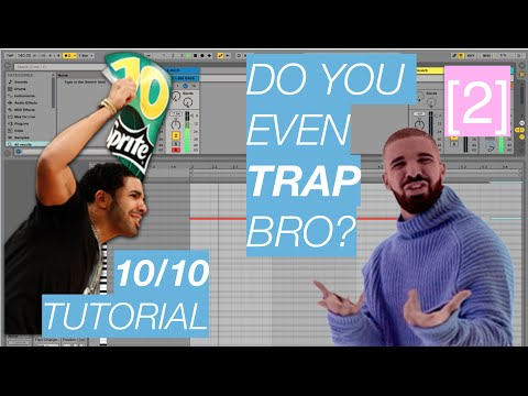 How To Make a Trap Beat In Ableton Live 9 [Part 2]