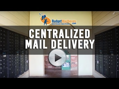 Florence Manufacturing | Centralized Mail Delivery | Budget Mailboxes