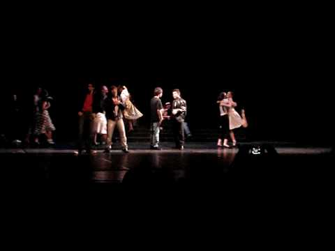 Teen Broadway 2009 - Grease (Parte I)