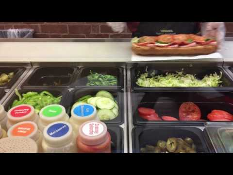 Making a SUBWAY® Sandwich - Italian BMT