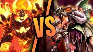 RAGNAROS vs NEFARIAN!   Rise of Shadows   Hearthstone