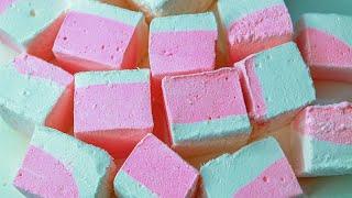 Marshmallow Recipe | Without Corn Syrup Marshmallow Recipe | Yummy
