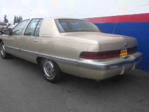 1996 Buick Roadmaster - Everett WA