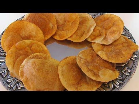 Betty's Easy Flour Tortilla Elephant Ears