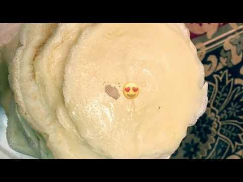 Nalysnyki (Ukrainian Crepes) with Cottage Cheese filling