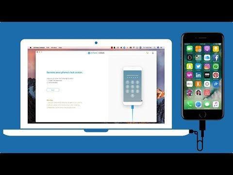 How to Remove Passcode from iPhone 7 Plus on Mac ?