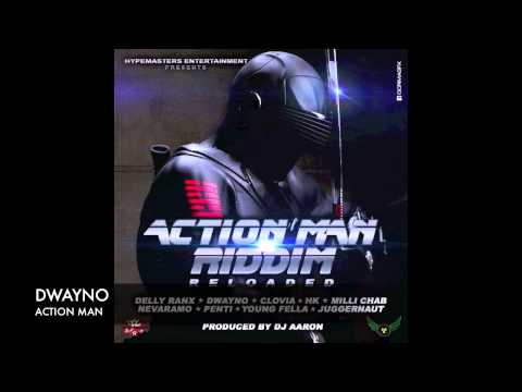 ACTION MAN RIDDIM RELOADED PROMO MIXX