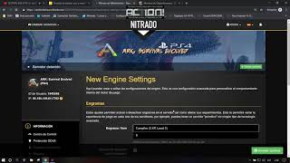 Try These Configurar Server Nitrado Ark Xbox One {Mahindra