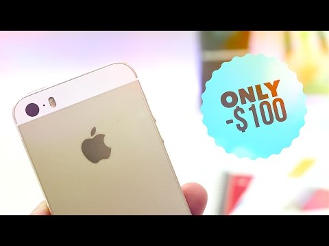 Best $100 iPhone in 2017! Is It Worth It? iPhone 5s