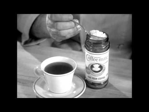 Carnation Coffee-Mate commercial (1966)