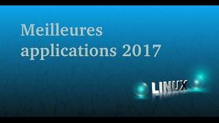 Download Meilleures applications 2017 | Linux