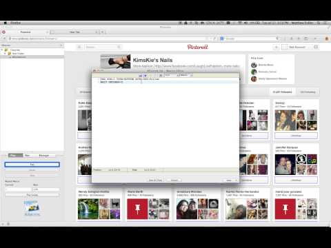 Pinterest - How to Follow Many Users in Bulk