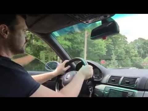 E46 BMW M3: Driving the twisties with confidence