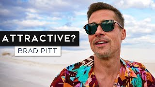 What Makes Brad Pitt SO Attractive? | Brad Pitt Fashion Style Guide