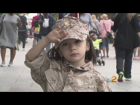 Memorial Day Parades, Ceremonies Across Tri-State Area Pay Tribute To Fallen Heroes