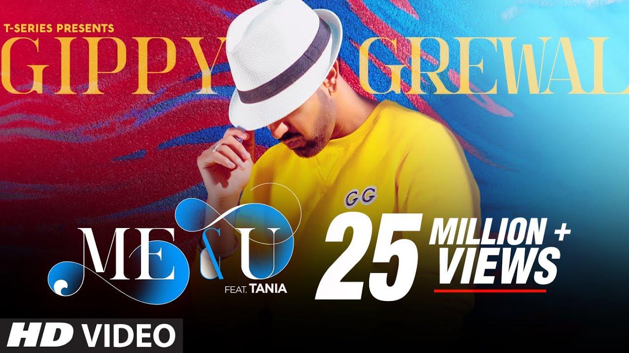 Me & U Song | Gippy Grewal, Tania | Desi Crew | Happy Raikoti | T-Series
