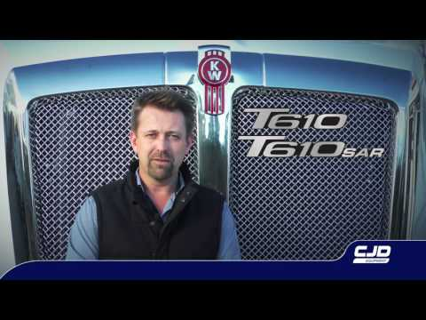 001 T610 Driver Training Introduction