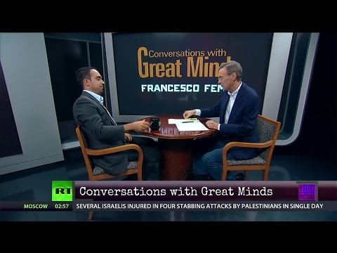 Conversations w/Great Minds P2: Syria's Climate Conflict