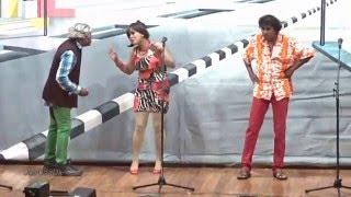 Comedy: Com Janet, Selvy & Agostinho