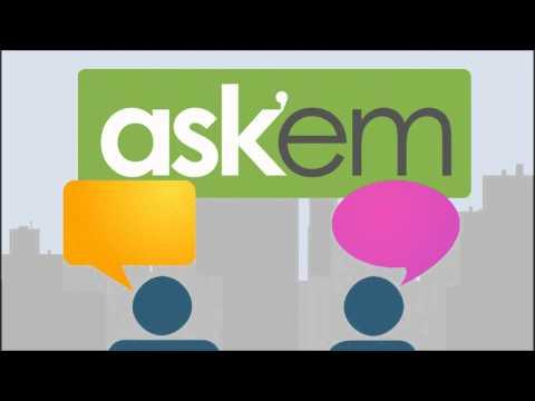 ASKEM - professional market research web platform