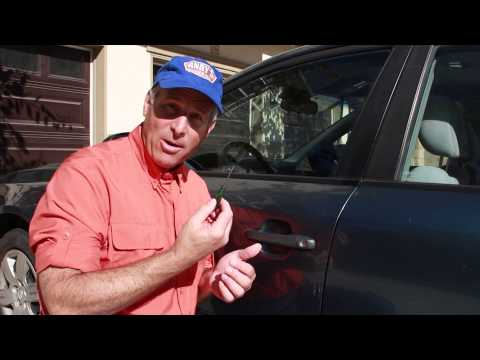Lubricating Car Door Locks – Andy's Super Oil Tech Tips