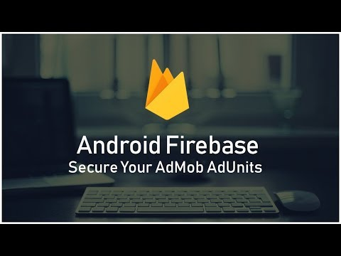 Secure AdMob AdUnits IDs using Firebase Database | Android Firebase Tutorials